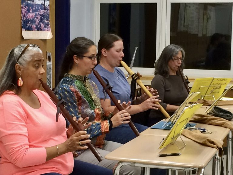 Learn the Native American Flute