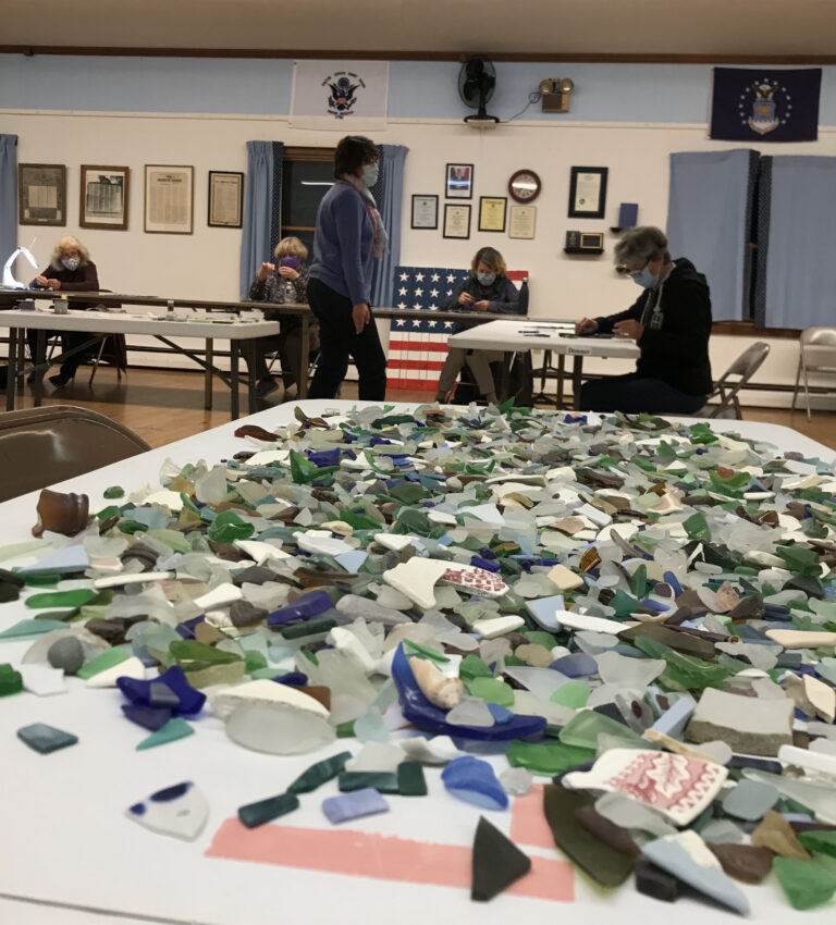 Art Night Out at Legion Hall